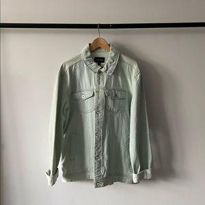 Frank & Oak men's denim jacket